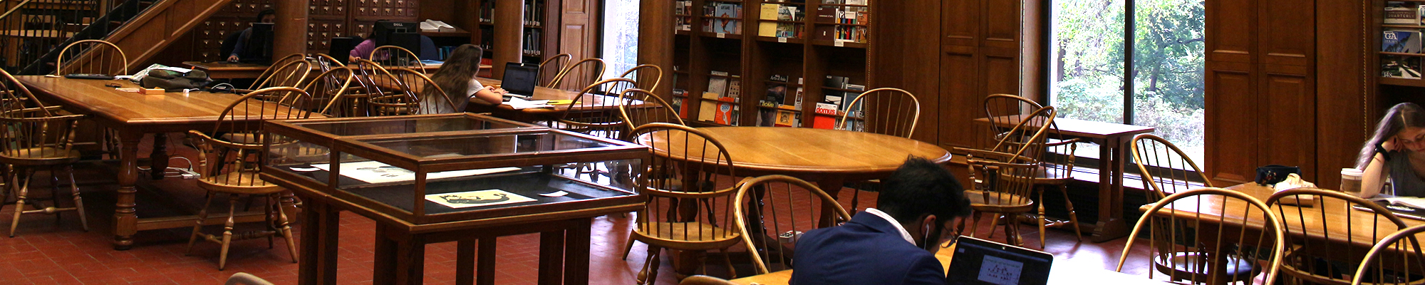 Frick Fine Arts Library