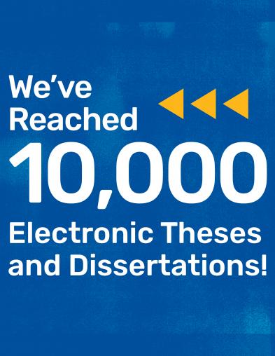 We've Reach 10,000 ETDs!