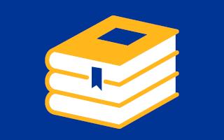 illustration of books